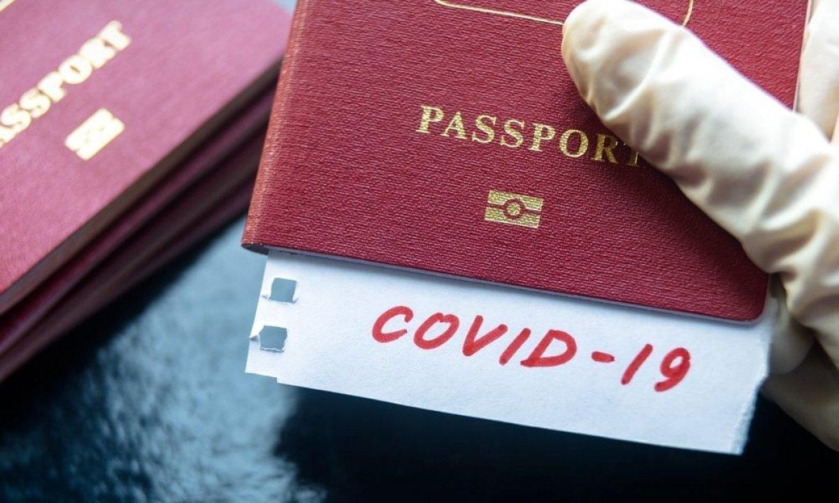 Dünya Sağlık Örgütü'nden aşı pasaportu açıklaması