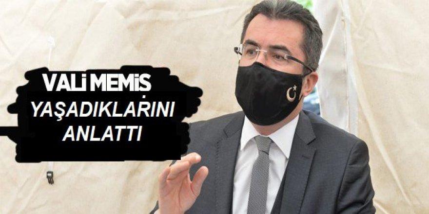 """Erzurum Valisi Memiş, """"Bu hastalık tam bir Rus ruleti"""""""