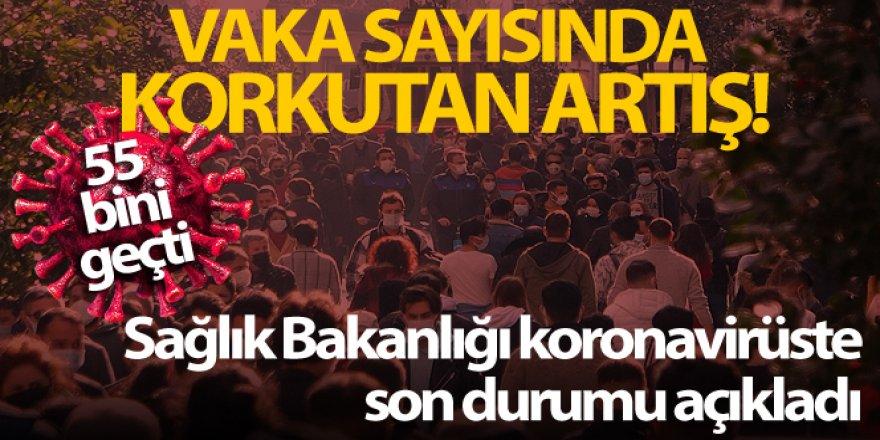 Türkiye'de son 24 saatte 35 bin 786 kişinin Kovid-19 tedavisi/karantinası tamamlandı