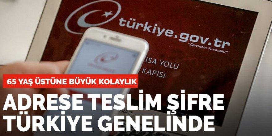 e-Devlet'ten flaş yenilik! O hizmet Türkiye genelinde devreye girdi