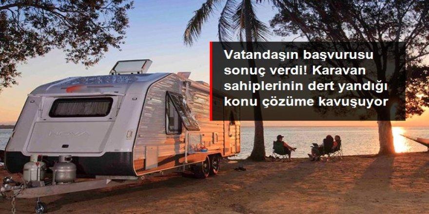 KDK, karavan muayene sürelerinin yeniden düzenlenmesi yönünde tavsiye kararı verdi