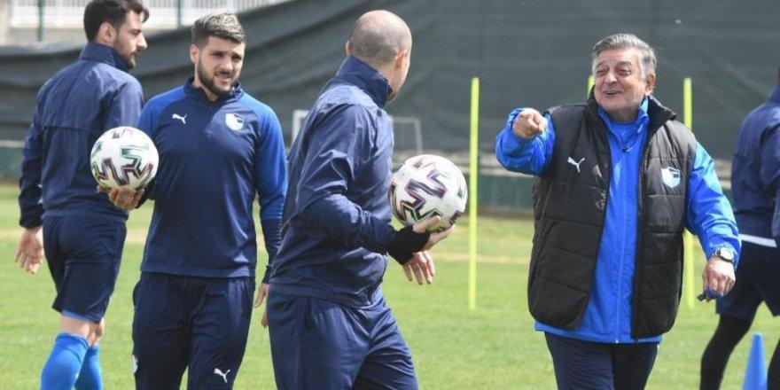 BB Erzurumspor, Beşiktaş maçı hazırlıklarını tamamladı