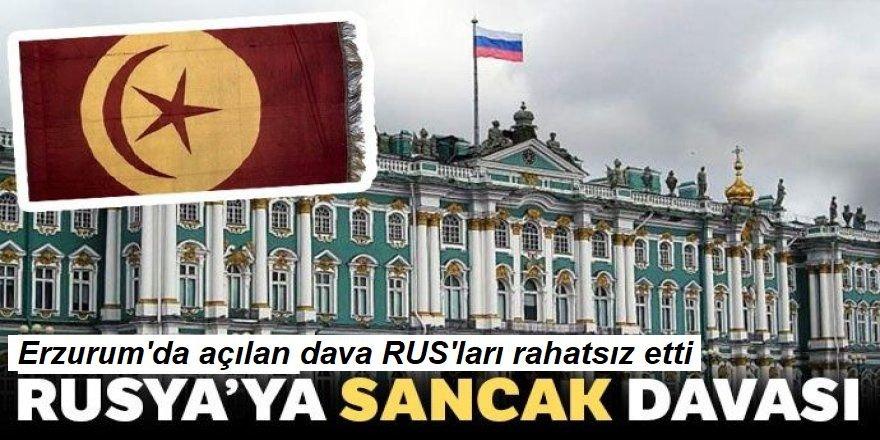 Ruslardan Kendilerine Açılan Sancak Davasına Hadsiz Yorumlar