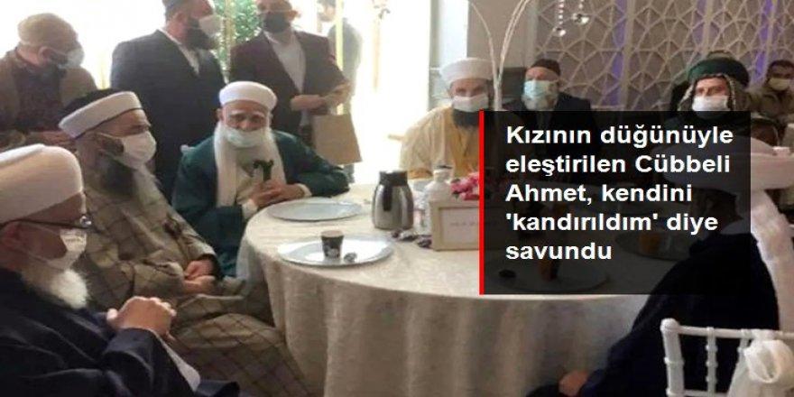 Cübbeli Ahmet'ten düğün eleştirilerine yanıt: Herkesin kandırılma payı var