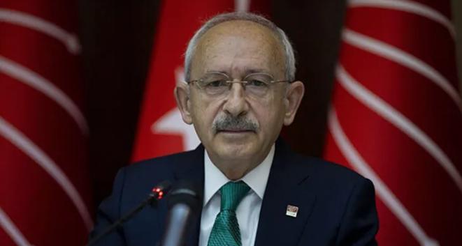 Kılıçdaroğlu'nun da aralarında bulunduğu 10 milletvekilinin dokunulmazlık dosyası Meclis'te