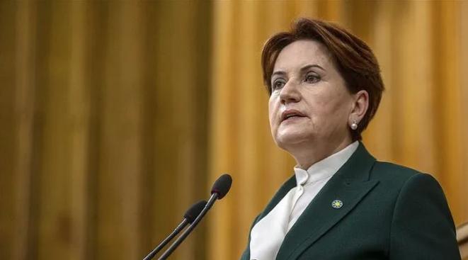 Millet İttifakı'nın çatı adayı için Meral Akşener iddiası