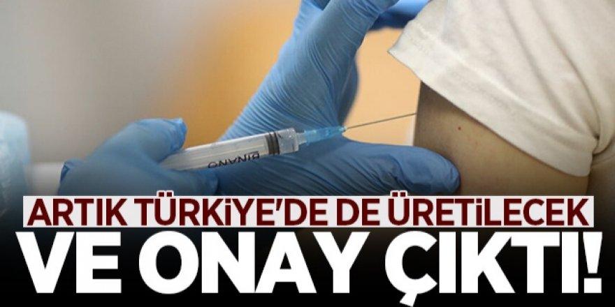 Rusların koronavirüs aşısı Sputnik V'nin Türkiye'de üretimi için onay çıktı