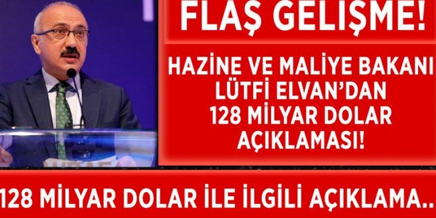 Bakan Elvan'dan 128 milyar dolar yanıtı: Yöntem eleştirilebilir ama yolsuzluk yok