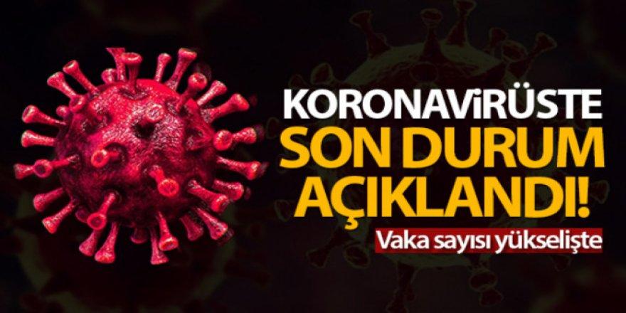 Kovid-19'dan 48 bin 947 kişinin tedavisi/karantinası tamamlandı