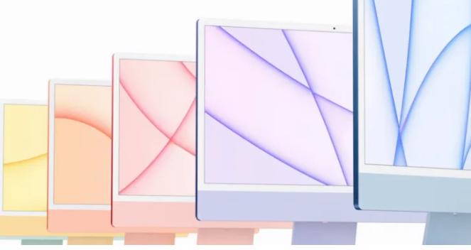 Apple yeni iMac'i tanıttı!