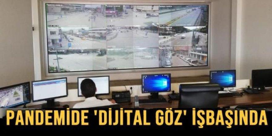 Erzurum'da Polis, KGYS ile göz açtırmıyor