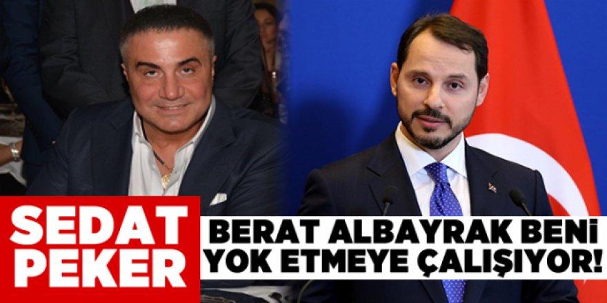 Sedat Peker'den yeni açıklama! Dikkat çeken Albayrak ayrıntısı