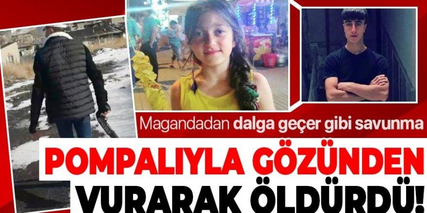 Pınar Kaban' öldüren magandadan pes dedirten savunma