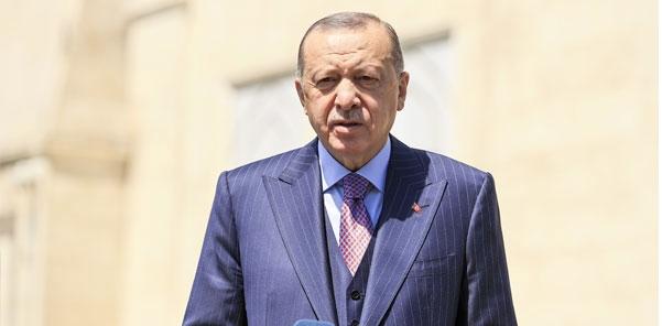 Cumhurbaşkanı Erdoğan canlı yayında duyurdu: Hazırlığımız bitmek üzere