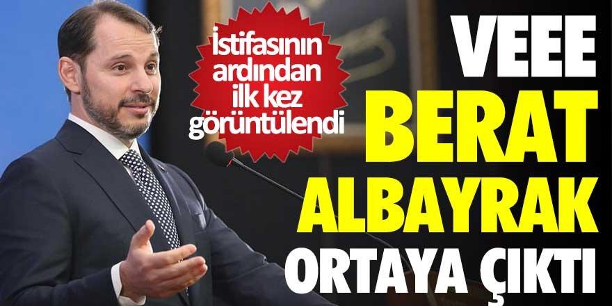 Sosyal medyadan giden Berat Albayrak sosyal medyadan geri döndü!