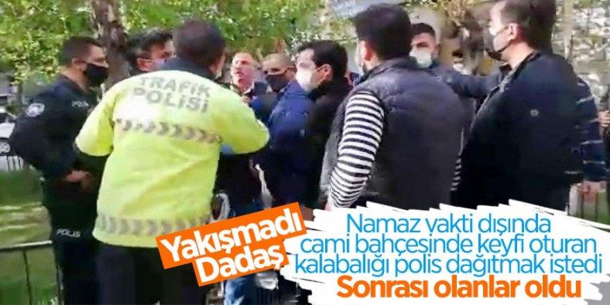 Erzurum'da Polis ve vatandaşlar arasında gerginlik