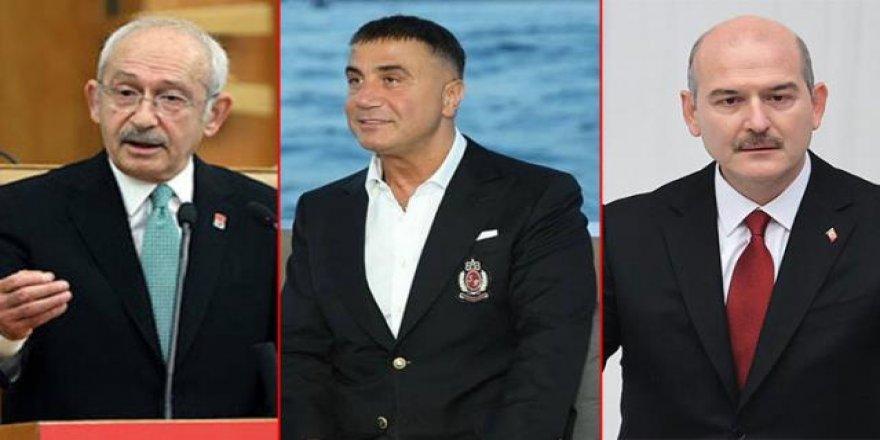 Bakan Soylu'dan Sedat Peker'in iddialarına cevap