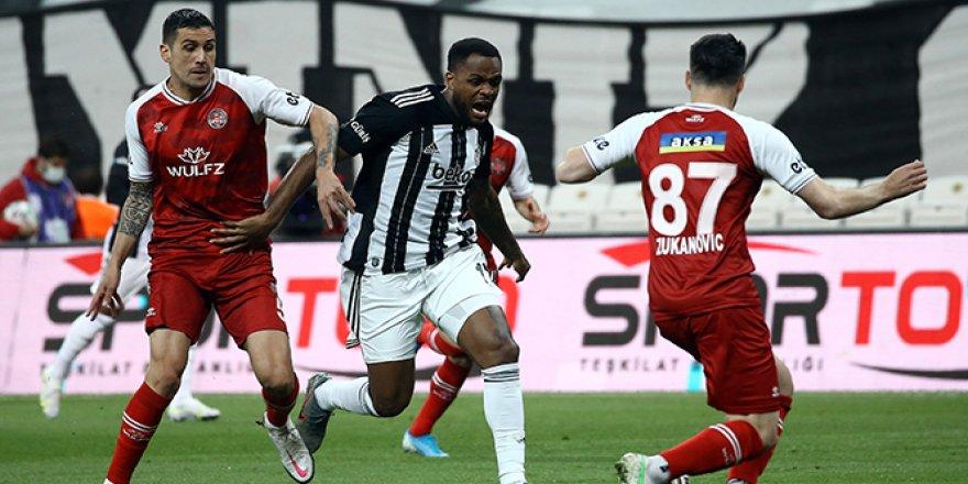 Beşiktaş: 1-2 Fatih Karagümrük Maç Özeti