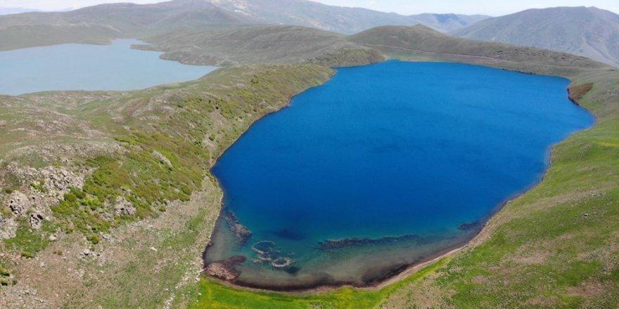 Hamurpet Gölleri görenleri mest ediyor