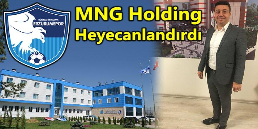 MNG Holding Heyecanlandırdı