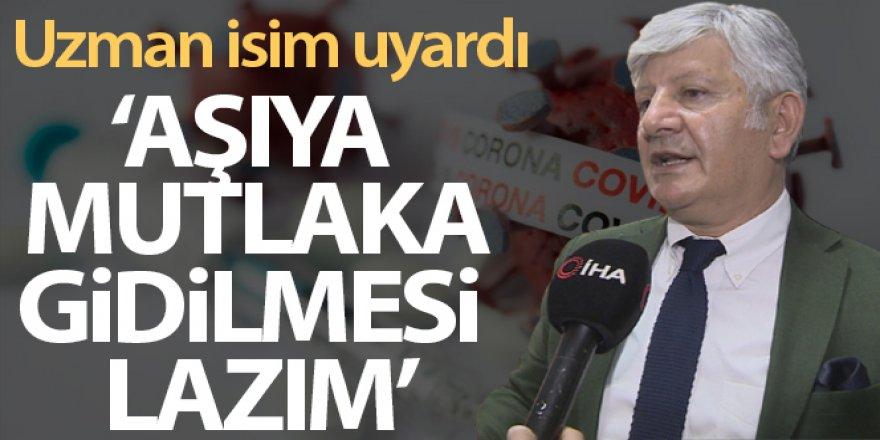 Prof. Dr. Kemalettin Aydın uyardı: