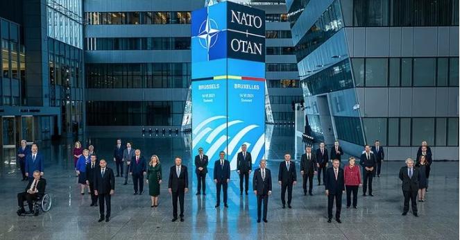 NATO'dan ortak deklarasyon