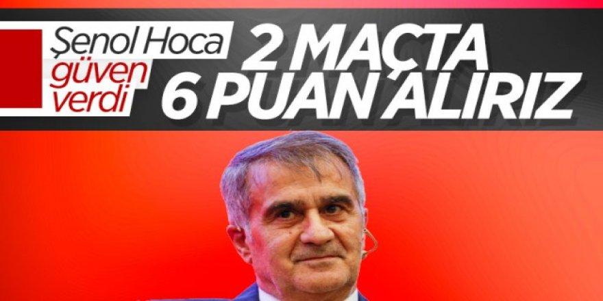 Şenol Güneş: Tüm Türkiye ve Azerbaycan'ı mutlu etmek istiyoruz