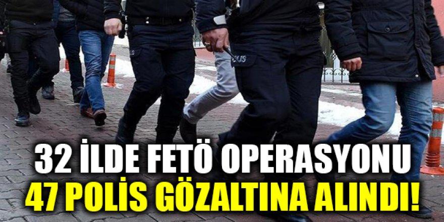 FETÖ'cü Özel Harekat polislerine operasyon