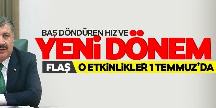 Türkiye kararlı; Aşıda baş döndüren hız! Sisteme gir, aynı gün aşını ol
