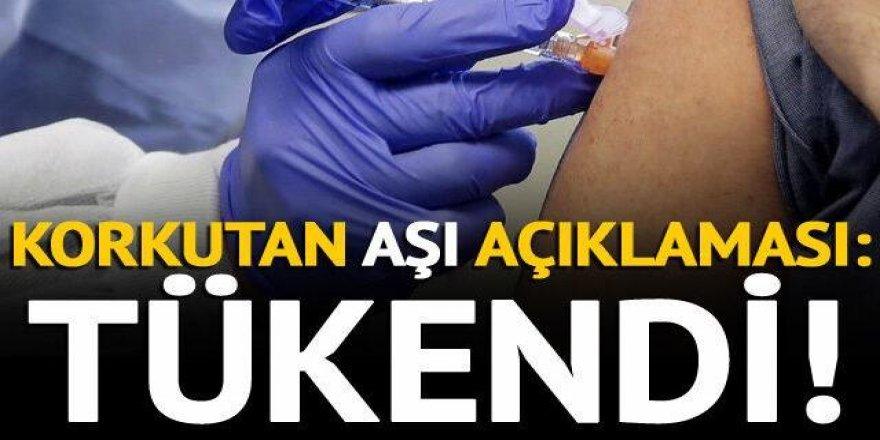 Covid: Dünya Sağlık Örgütü, yoksul ülkelere dağıtılan aşıların tükendiğini duyurdu