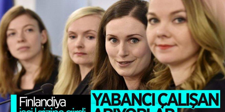 Finlandiya: Olağanüstü sayıda yabancı çalışana ihtiyacımız var