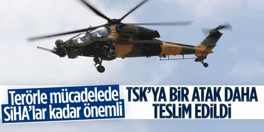 Üretilen ATAK helikopteri sayısı 64'e yükseldi