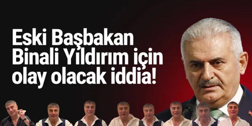 CHP'li Başarır'dan, olay olacak Binali Yıldırım iddiası