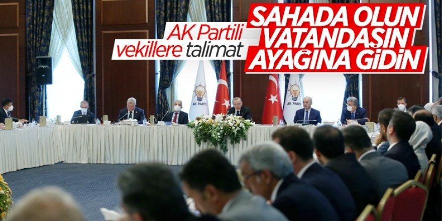 Erdoğan: ''Hepiniz çobansınız, hepiniz sürünüzden mesulsünüz''