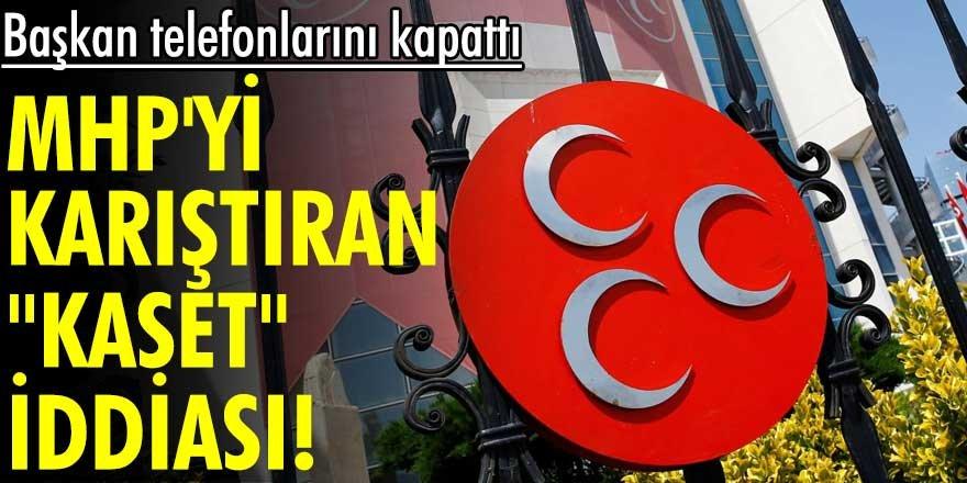 MHP Kocaeli İl Başkanı Aydın Ünlü görevden alındı.