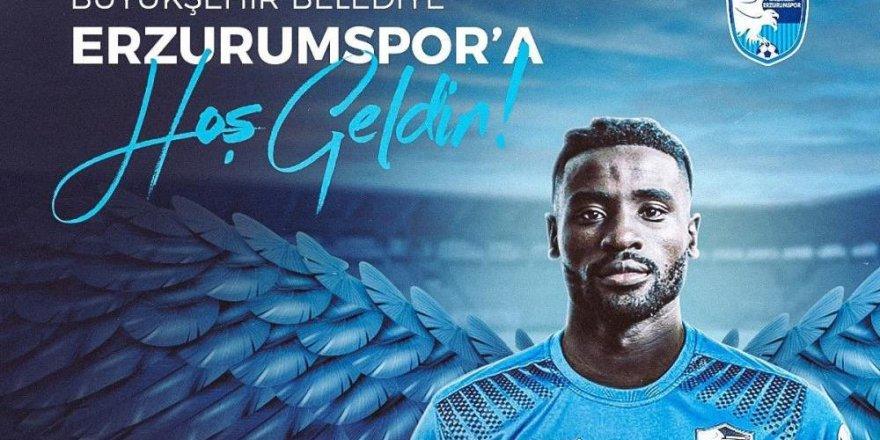 BB Erzurumspor Mısır Ligi'nden Estrela'yı transfer etti