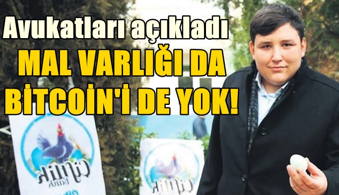 'Tosuncuk' Mehmet Aydın'ın avukatları konuştu: Bitcoin'i de yok, mal varlığı da