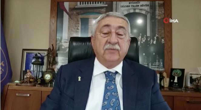 """TESK Başkanı Palandöken'den """"ÖTV indirimi"""" çağrısı"""