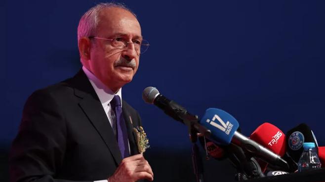 Kılıçdaroğlu'ndan Erdoğan'a 'Misak-ı Milli' yanıtı