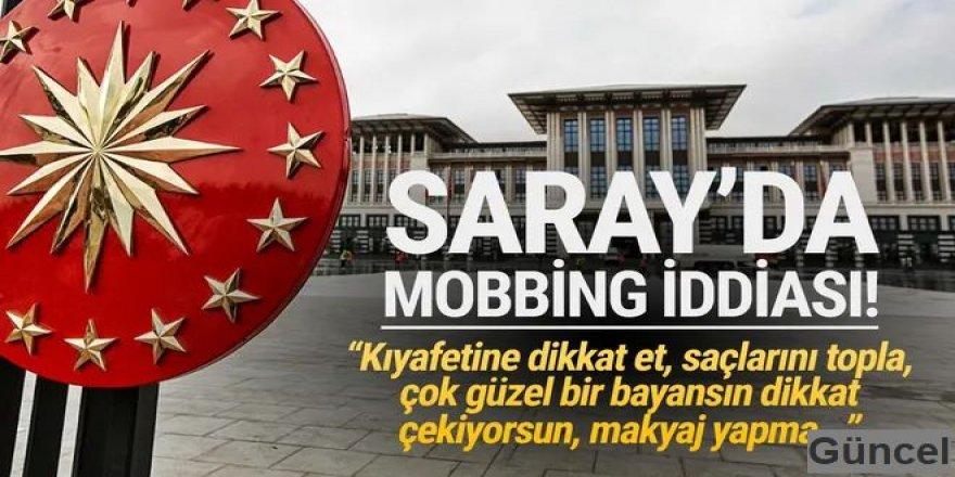 Cumhurbaşkanlığı'nda ''mobbing'' iddiası mahkemeye taşındı