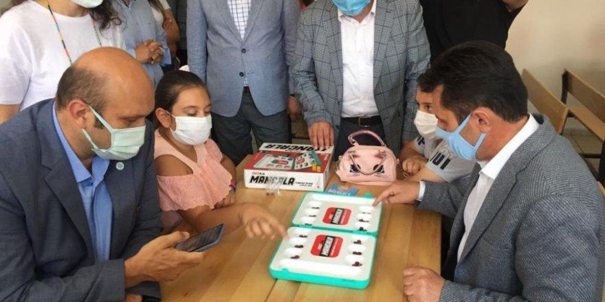Erzurum'da 40 bin öğrenci telafi eğitiminde