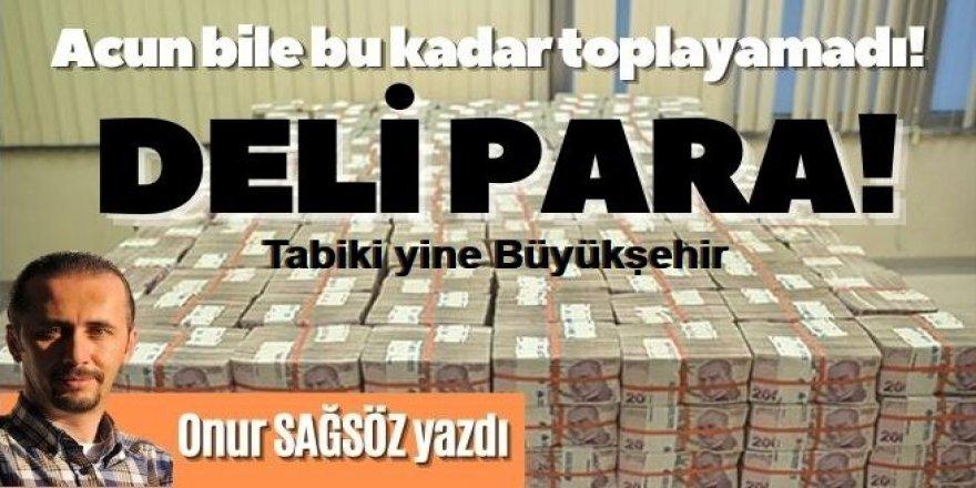 BÜYÜKŞAHER'DEN KARDELEN TV'YE DELİ PARA!