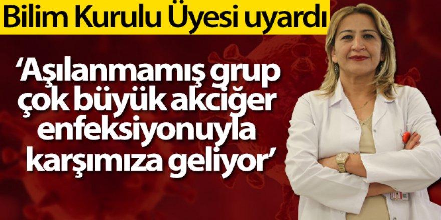Prof. Dr. Turan uyardı: