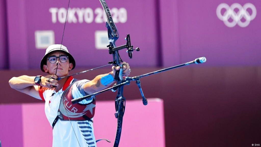 2020 Tokyo Olimpiyat Oyunları | Milli okçu Mete Gazoz altın madalya kazandı!