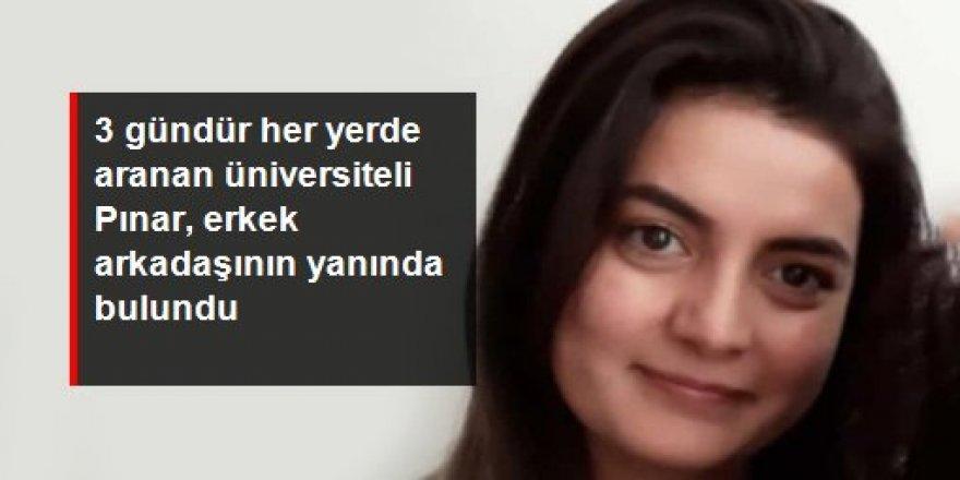 Erzurum'da 3 gündür kayıp olan Pınar bulundu.