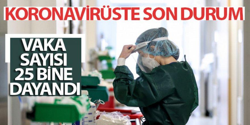 Türkiye'nin 3 Ağustos koronavirüs tablosu açıklandı
