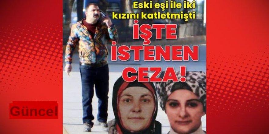 Erzurum'da eski eşini ve kızını öldürmüştü
