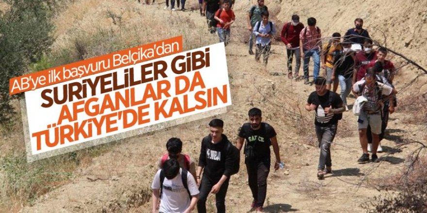 Belçika: Türkiye ile anlaşma, Afgan göçmenleri kapsamalı