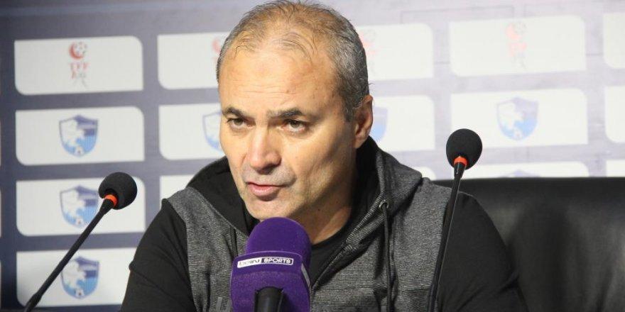 """Erkan Sözeri: """"Oyuncularımı gönülden kutluyorum"""