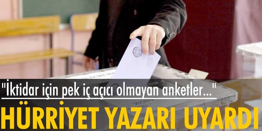 Nuray Babacan uyardı: İktidar için pek iç açıcı olmayan anketler...